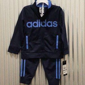 🆕 Adidas 2pc track set